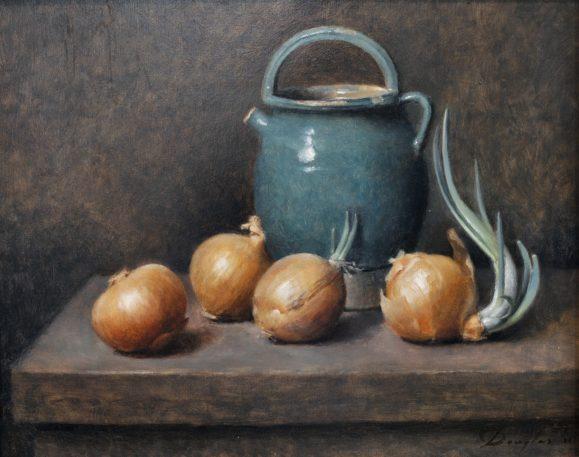 Onion and Pot