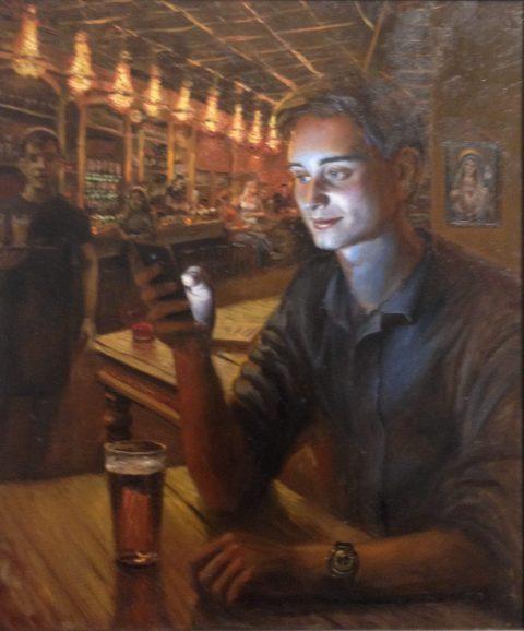 New light in the Pub