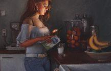 The Milkmaid – Het Melk Meisje