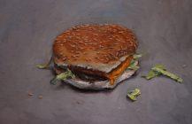 Chees burger