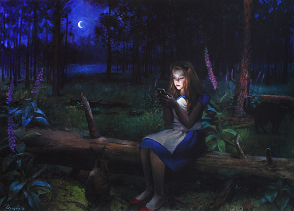 Alice in Wonderlight 1 Daniel Douglas
