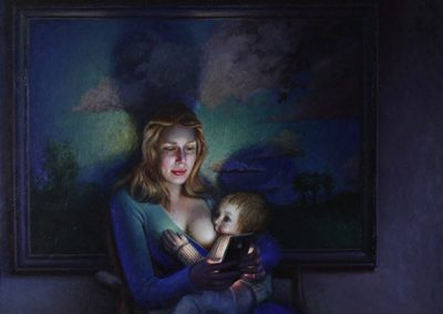 Breastfeeding Woman