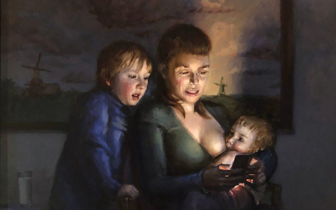 Breastfeeding Woman II