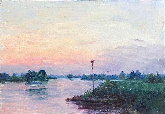 De zonsopgang